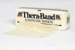 Original Thera-Band, Rolle � 5,5 m, beige (extra d�nn)