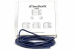 Original THERA-BAND Tubing, Rolle, ca. 7,5 m, blau (extra stark)