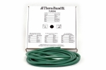 Original THERA-BAND Tubing, Rolle, ca. 7,5 m, gr�n (stark)